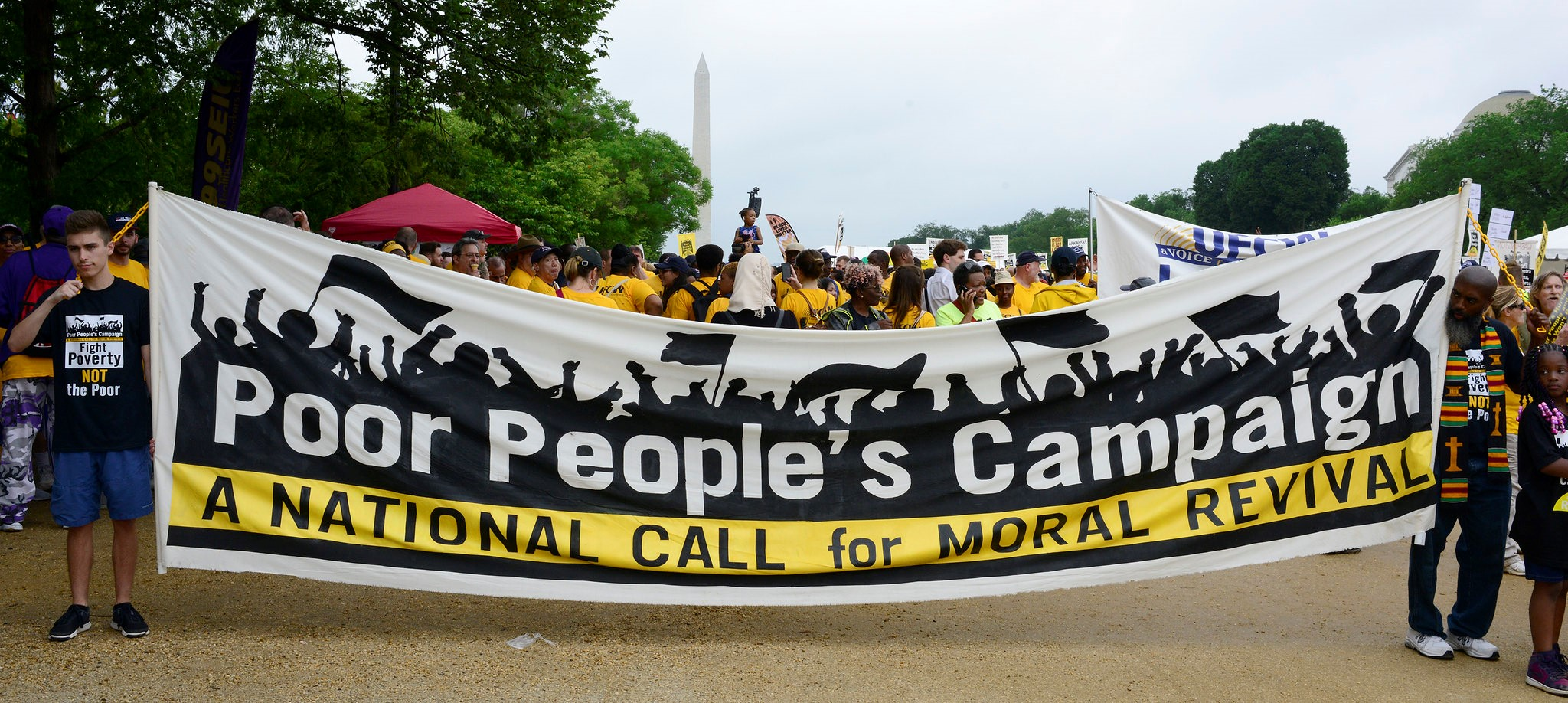 Please Read the Poor People's Campaign Moral Budget