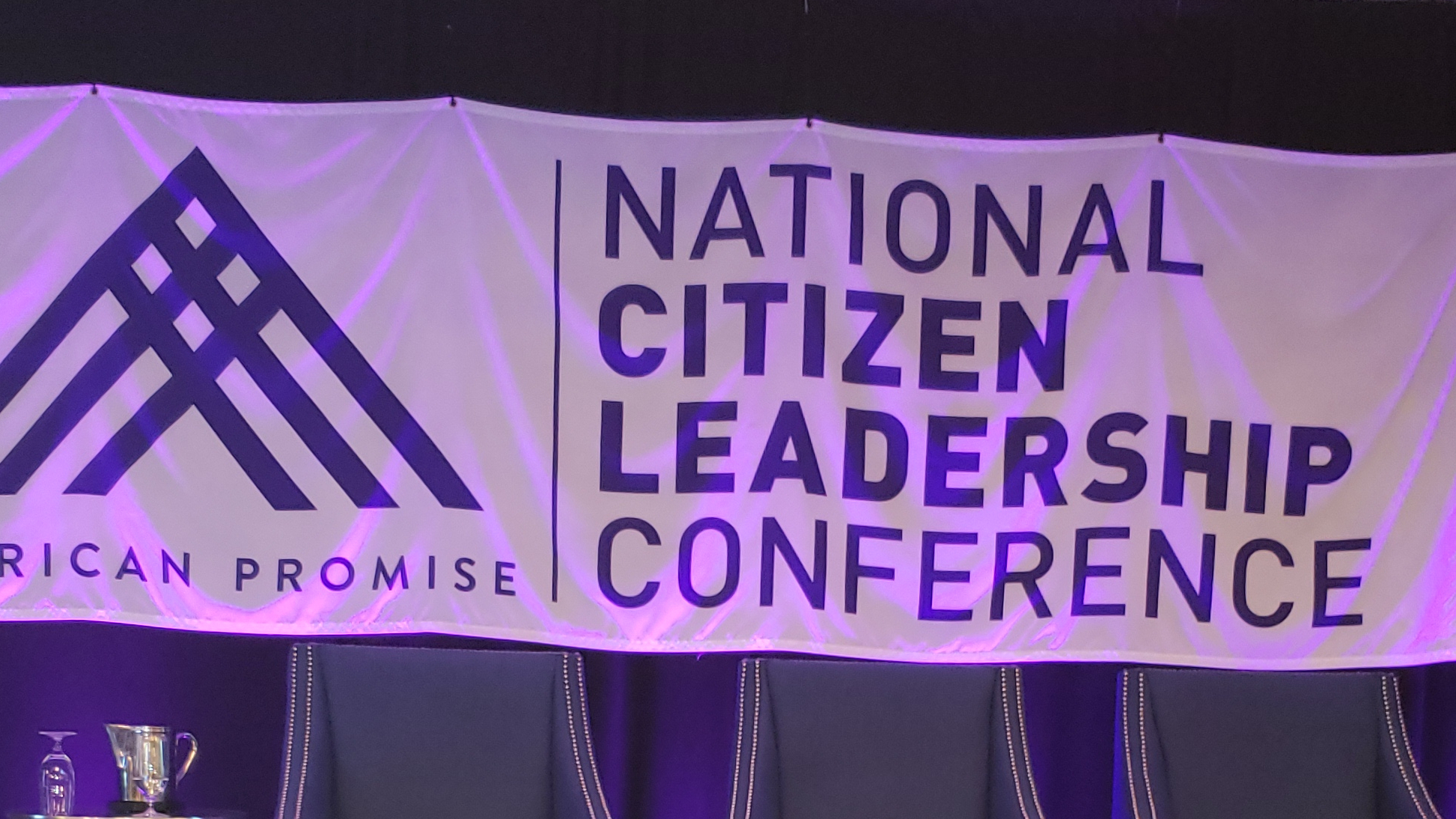 The 3rd National Citizen Leadership Conference which is taking place from October 19th to October 21st, 2019