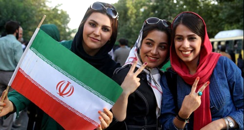 Code Pink: To the people of Iran…